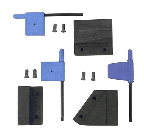Form Tool Bevel Insert Holder Kit