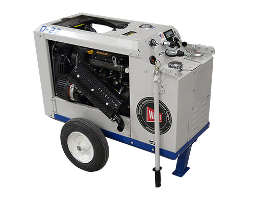 HCM-D23 23HP Diesel Hydraulic Power Unit