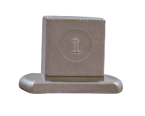 #1 Standard Stainless Steel AWWA Operating Nut