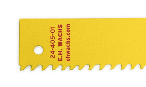 Guillotine Model Super C Carbide blade 4 teeth per inch (25.4mm)