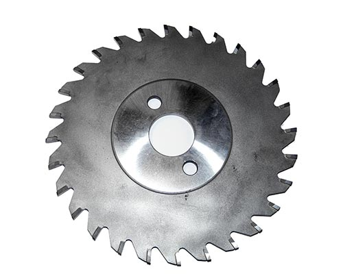 Carbide Tipped Slitting Saw Blade 7in x 3/16in (177.8mm x 4.76mm)