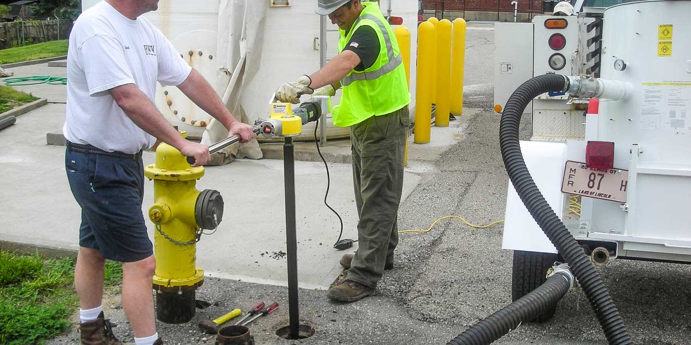P-2 Exerciser Turn valves in the field with ease