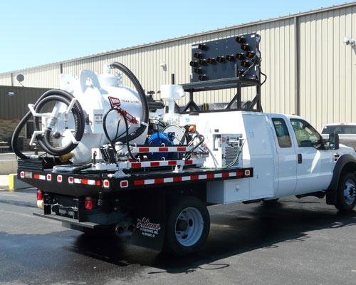 Truck Mounted Systems