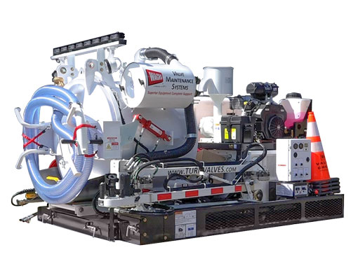 Valve Maintenance Skid Systems
