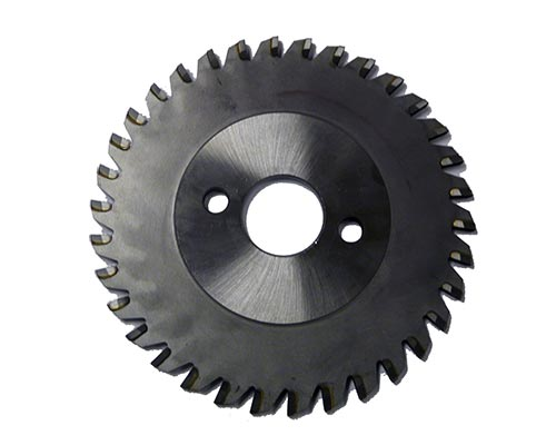 Carbide Tipped Slitting Saw Blade 6in x 3/16in (152.4mm x 4.76mm)