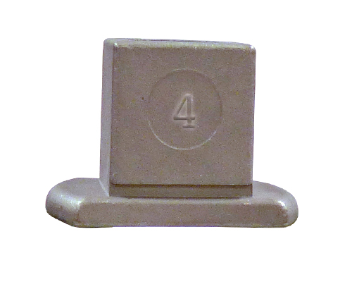 #4 Standard Stainless Steel AWWA Operating Nut